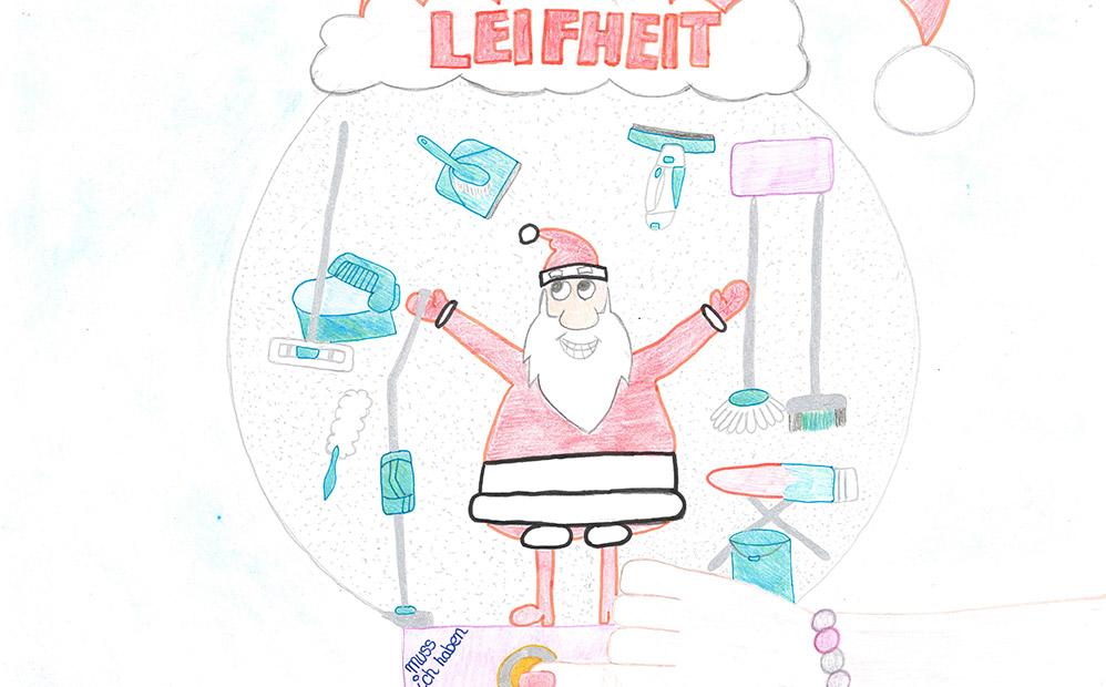 Gewinner des Leifheit-Campus Malwettbewerbs
