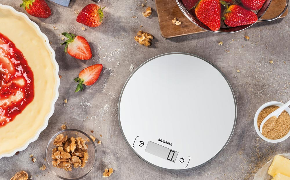 Soehnle introduces a new assortment structure for its kitchen scales