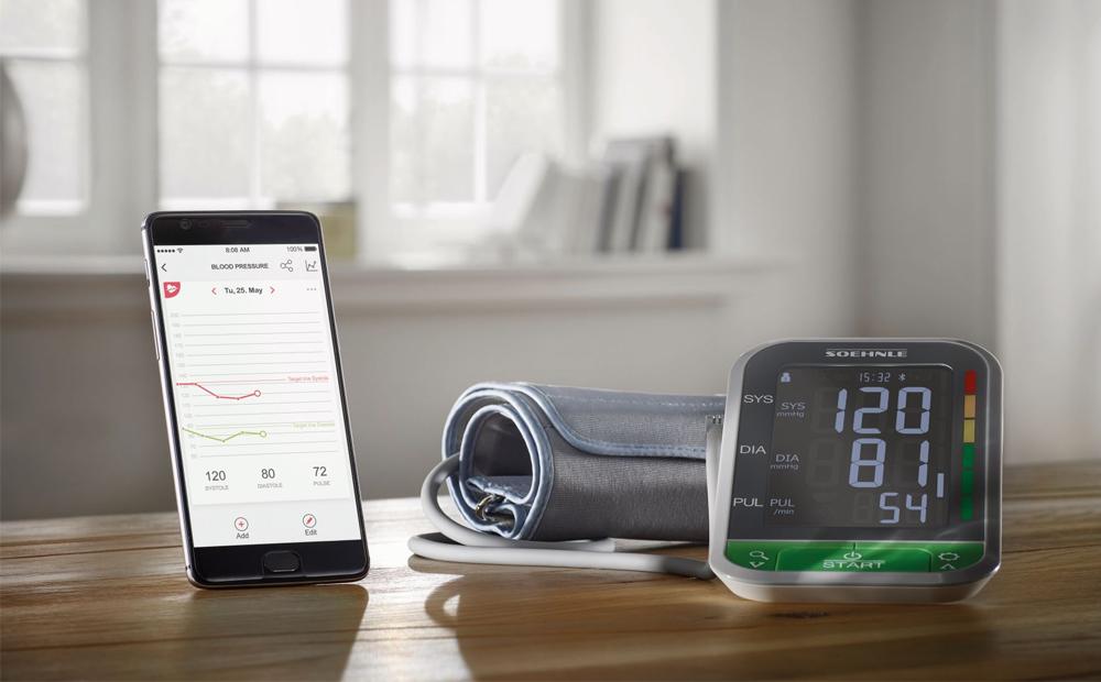 Blutdruck zu Hause messen – aber richtig!